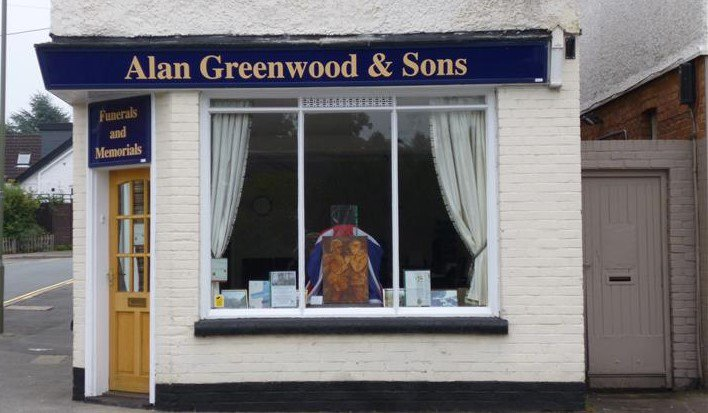 Alan Greenwood & Sons Bagshot, Surrey, funeral director in Surrey