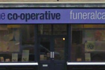 The Co-operative Funeralcare, Malvern