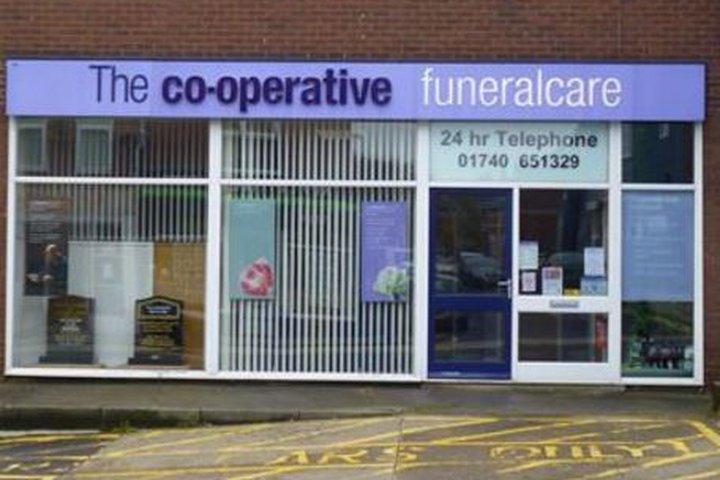Co-op Funeralcare, Ferryhill