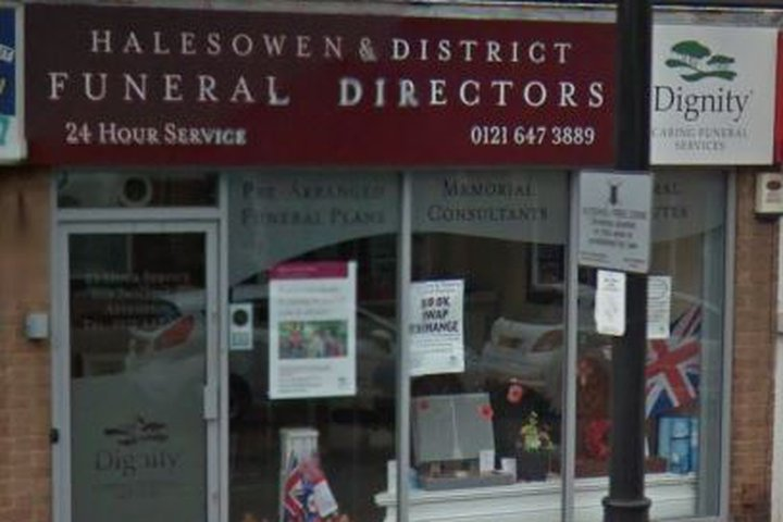 Halesowen & District Funeral Directors