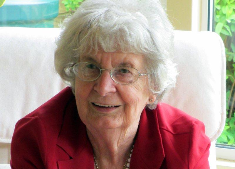 Peggy Ethel Rebbeck