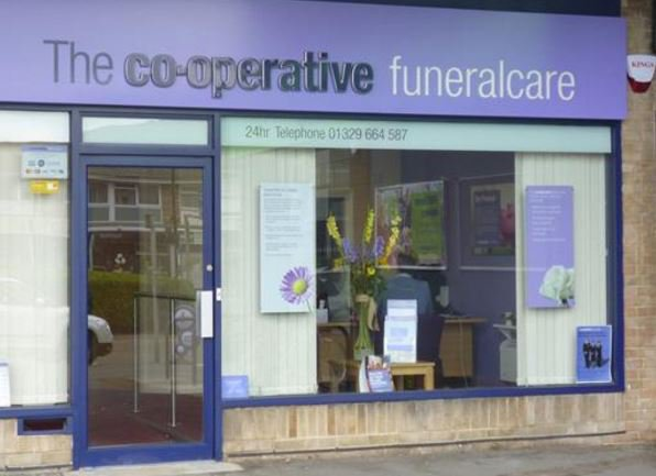 Co-op Funeralcare, Stubbington
