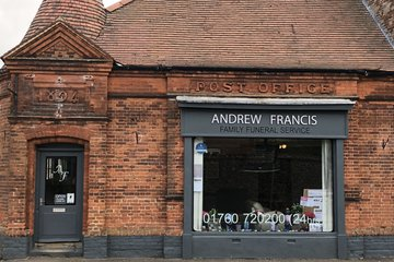 Andrew Francis Funeral Service, Swaffham