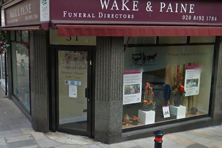 Wake & Paine Funeral Directors