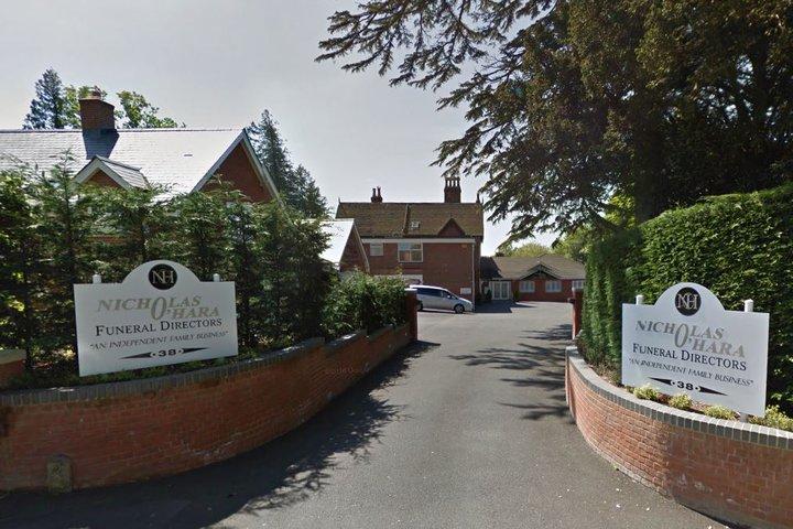 Nicholas O'Hara Funeral Directors Ltd, Wimborne