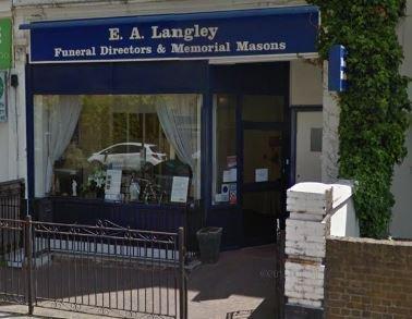 E.A Langley