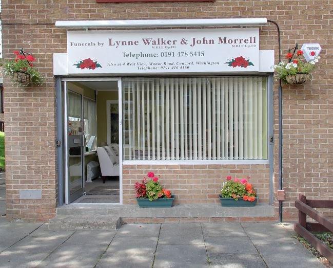 Walker & Morrell Funeral Directors, Gateshead