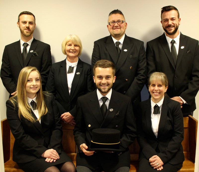 T J Parry & Family Funeral Directors Ltd, Staffordshire, funeral director in Staffordshire