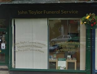 John Taylor Funeralcare, Rugby