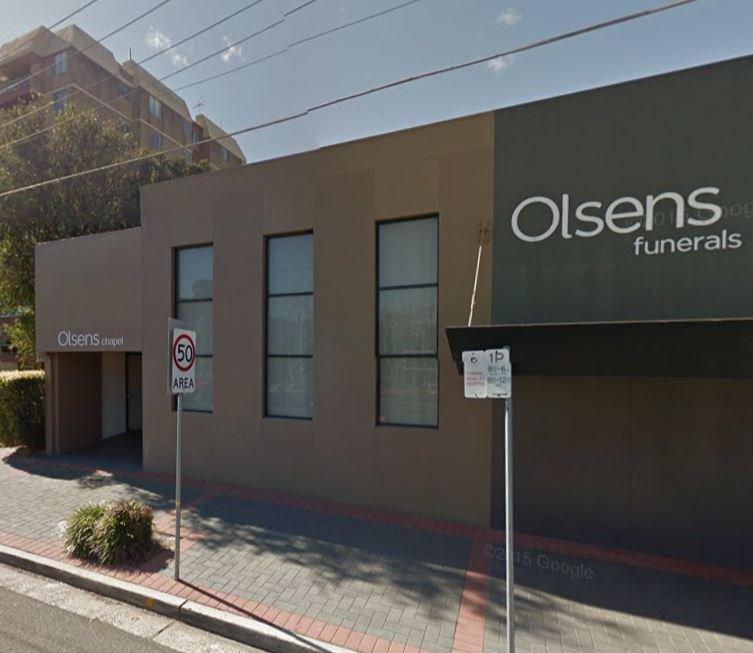 Olsens Funerals, Caringbah