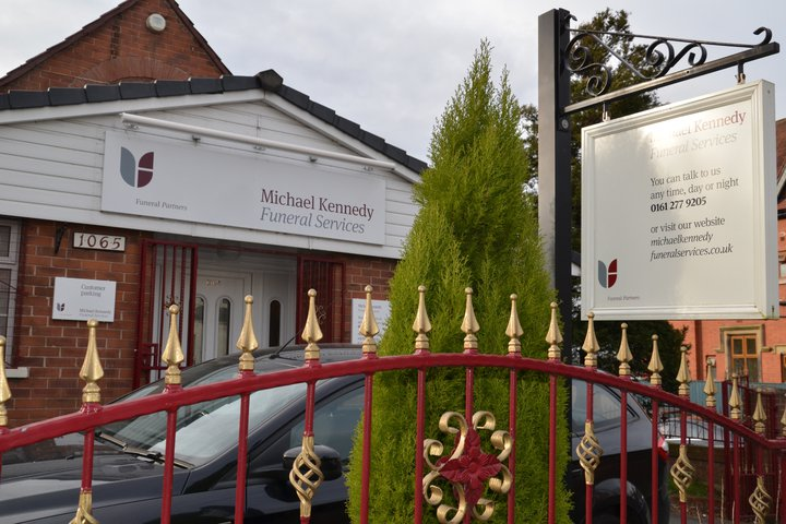 Michael Kennedy Funeral Services, Blackley