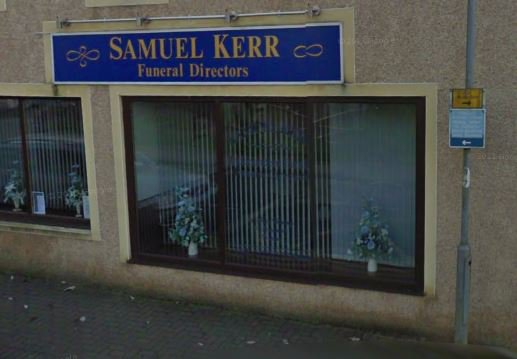 Samuel Kerr Independent Family Funeral Directors, Ayr