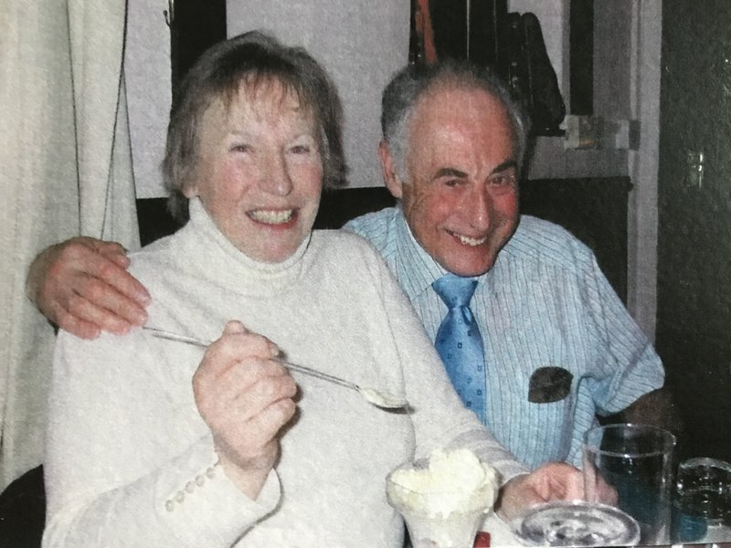 From one of my birthday dinners miss them both so much xxx