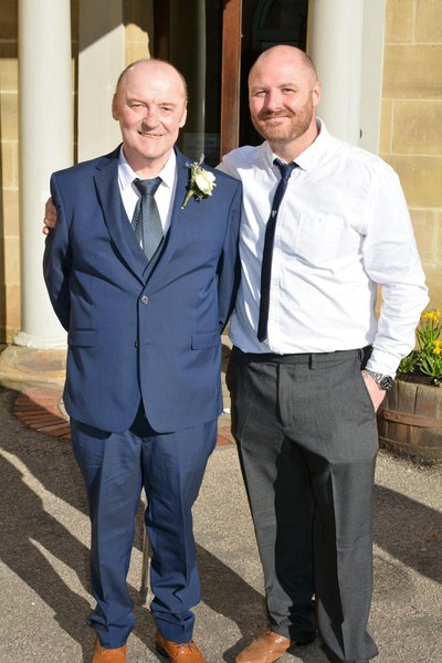 Goodnight dad untill we meet again love you loads  From all of us 💔