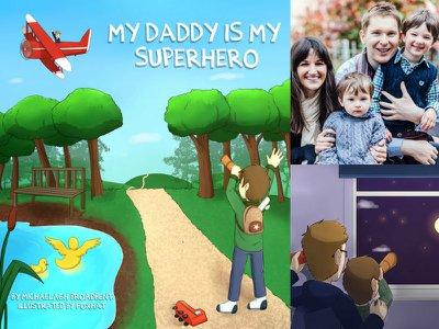 My Daddy Is My Superhero