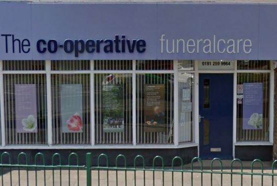 Co-op Funeralcare, Forest Hall