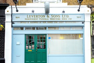 Leverton & Sons Ltd, Gospel Oak