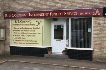 R. B. Copping Independent Family Funeral Service, Chedgrave