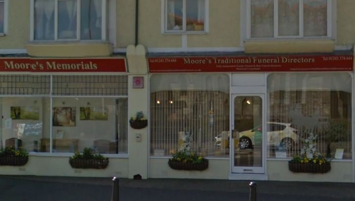 Moore's Traditional Funeral Directors