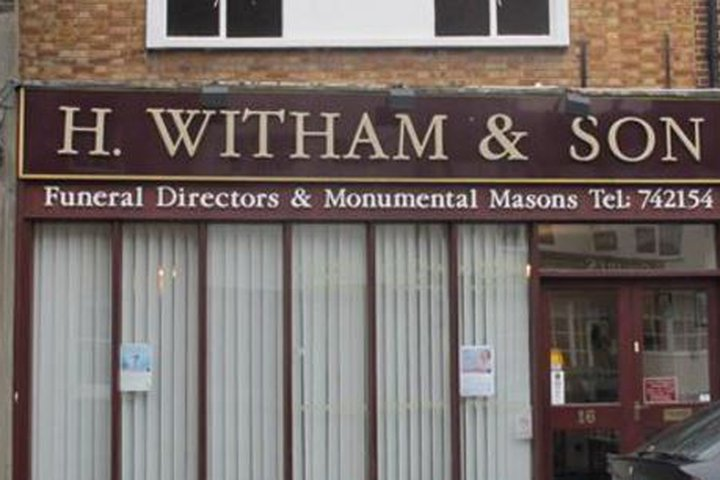 H. Witham & Son Funeral Directors