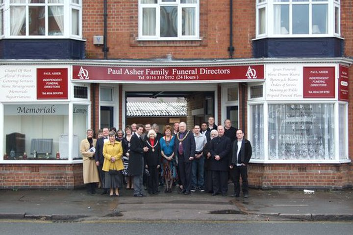 Paul Asher Family Funeral Directors