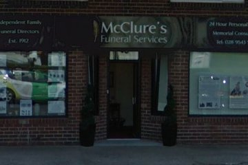 McClure's Funeral Services