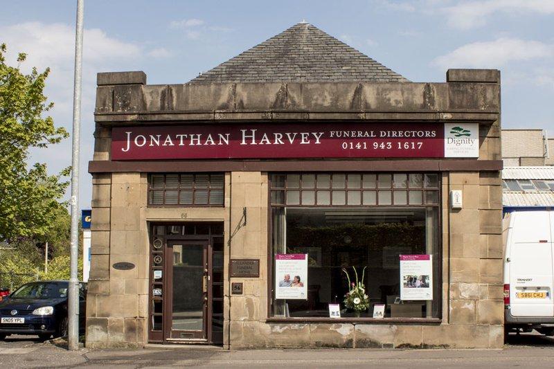 Jonathan Harvey Funeral Directors,  Bearsden
