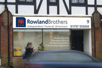 Rowland Brothers Coulsdon