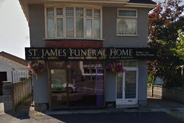 St. James Funeral Home, Killay