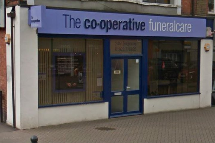 Co-op Funeralcare, Rickmansworth