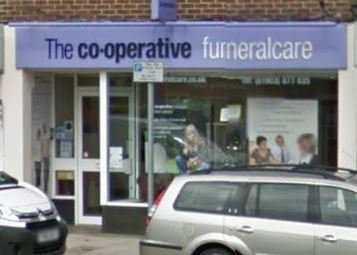 Co-operative Funeralcare, Worthing