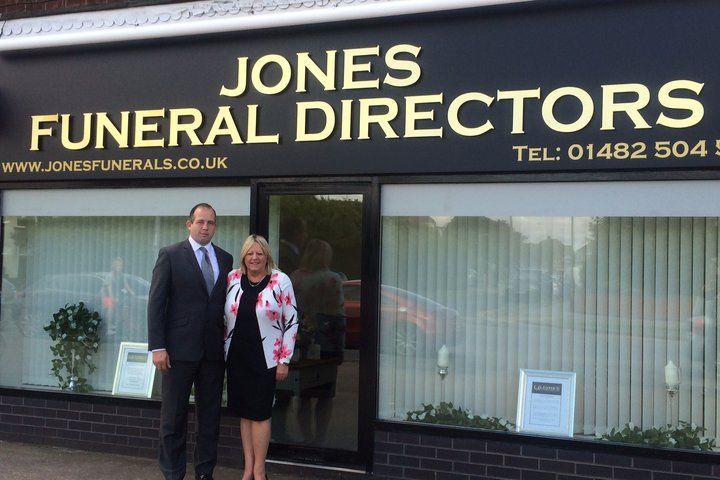 Jones Funeral Directors