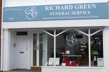 Richard Green Funeral Service, Lewes