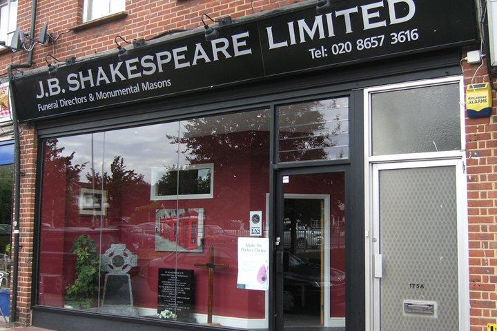 J.B. Shakespeare Ltd Selsdon