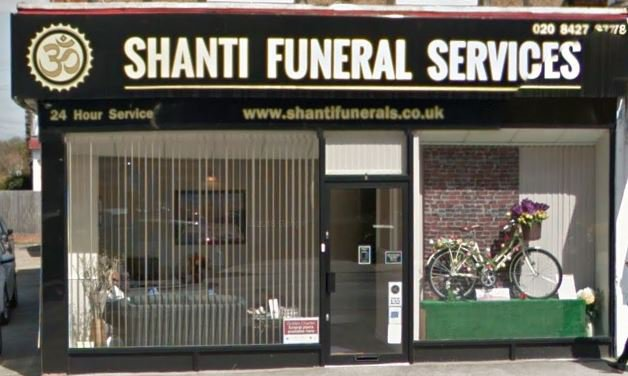 Shanti Funeral Services