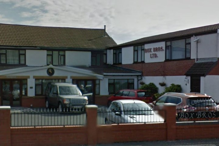 Box Bros Ltd, Blackpool