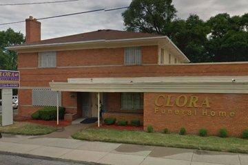 Clora Funeral Home, Detroit