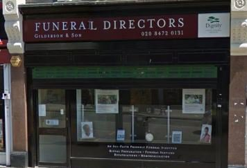 Gilderson & Sons Funeral Director, Woodgrange Rd