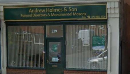 Powdermill Lane Funeralcare (inc. Andrew Holmes & Sons), Twickenham