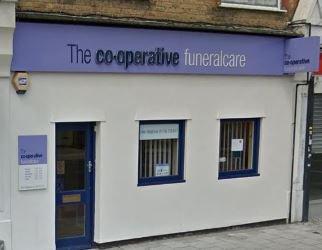 The Co-operative Funeralcare, Romford Dagenham Rd