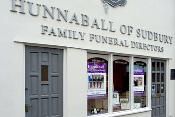 Hunnaball Family Funeral Group - Sudbury