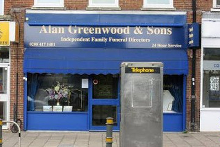 Alan Greenwood & Sons Raynes Park