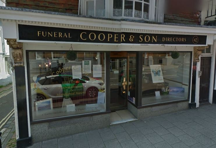 Cooper & Son Funeral Service, Lewes