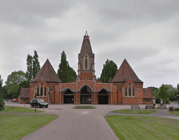 North East Surrey Crematorium