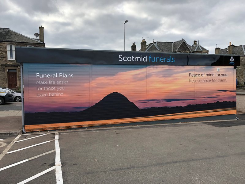 Scotmid Funerals, Prestonpans, East Lothian, funeral director in East Lothian