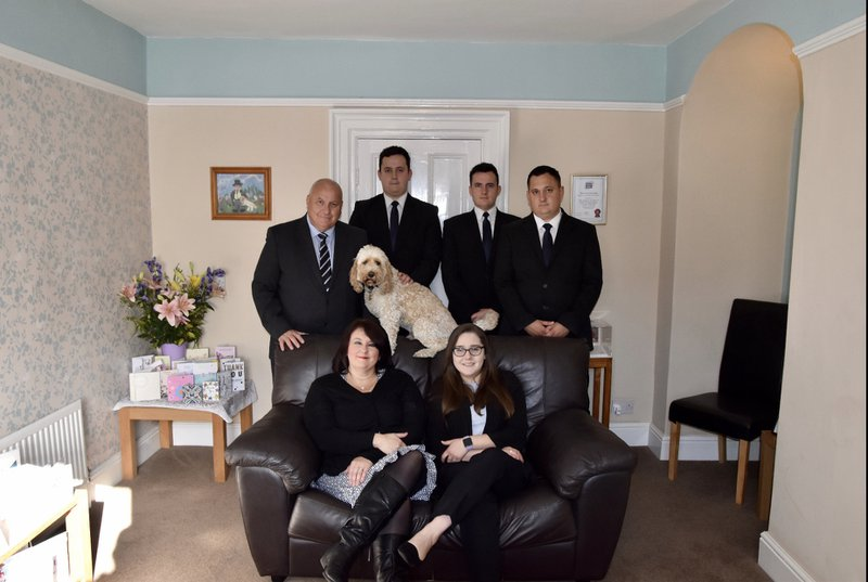 Rowley & Sons Family Funeral Services, York, funeral director in York