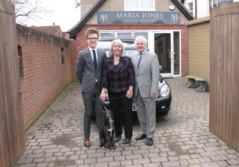 Maria Jones Funeral Directors, Hampshire, funeral director in Hampshire
