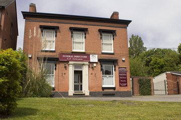 E F Edwards Funeral Directors, Erdington