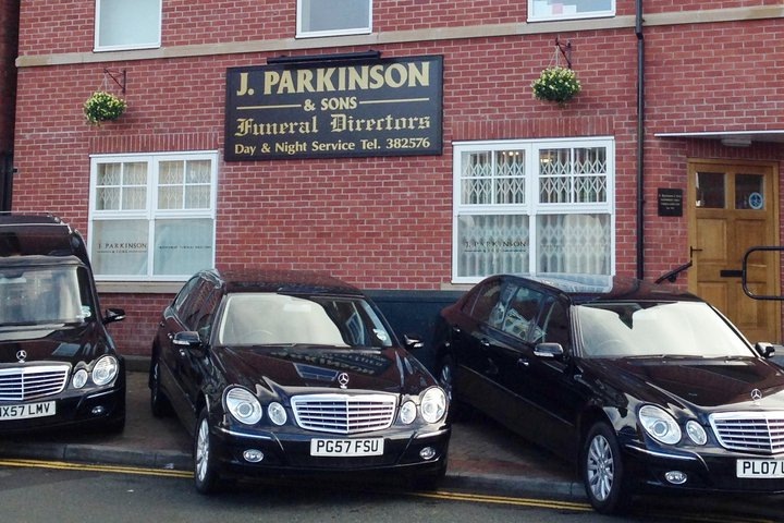 J Parkinson & Sons Funeral Directors, Wickersley