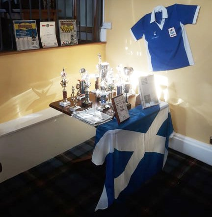 Darting tribute to Rab Turnbull laid out by his brother.